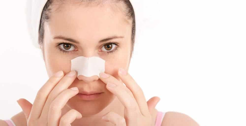 Image result for pimple on nose