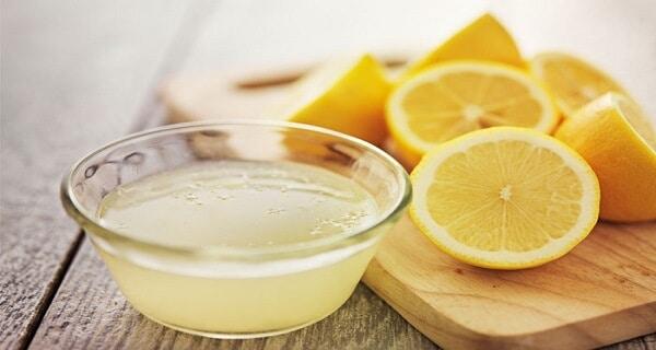 Lemon Juice To Cure Pimple