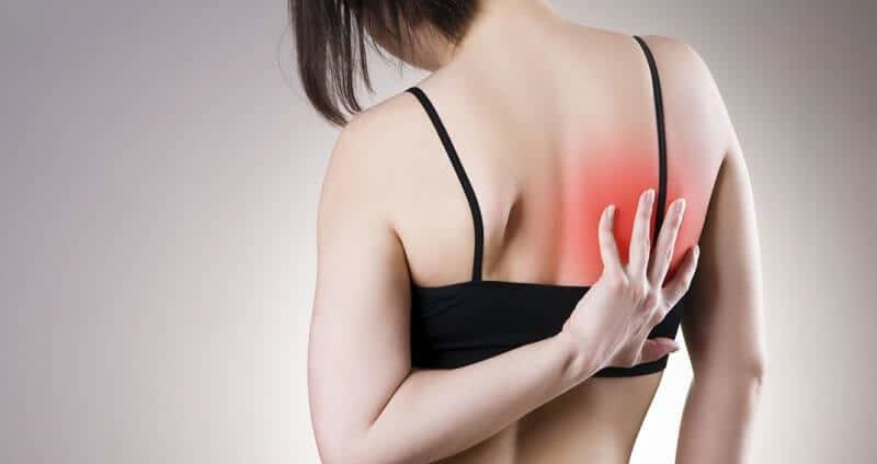 Pain Between Shoulder Blades : Causes, Symptoms & Treatments