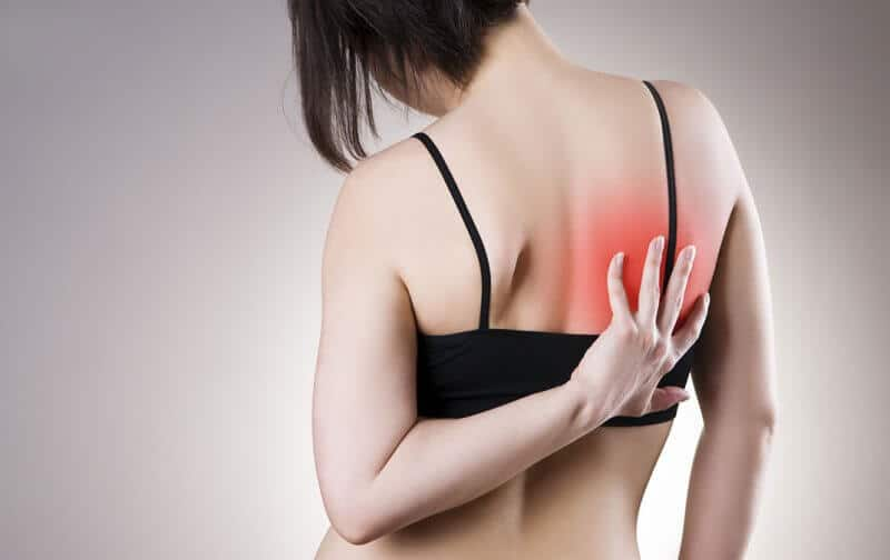 Pain Between Shoulder Blades Causes, Symptoms & Treatments