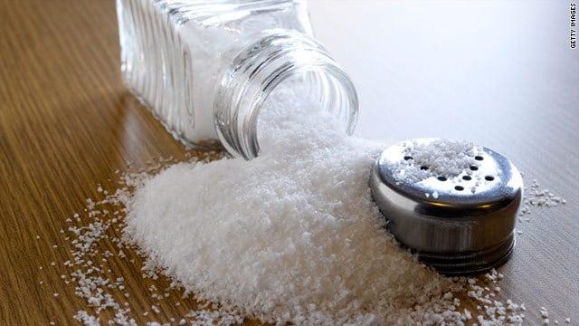 Low salt intake