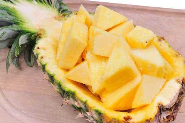 Nutritional Value In Pineapple Diet