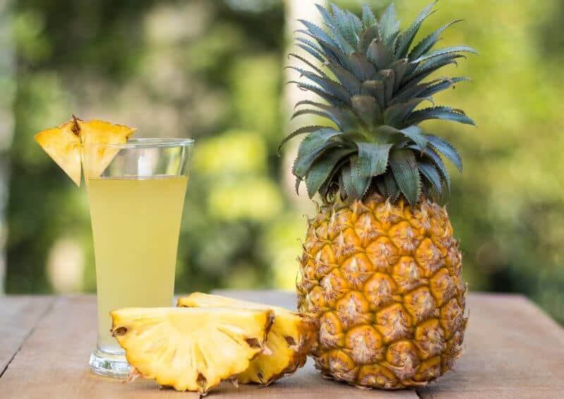 Pineapple Water Why Should You Start Drinking It Now