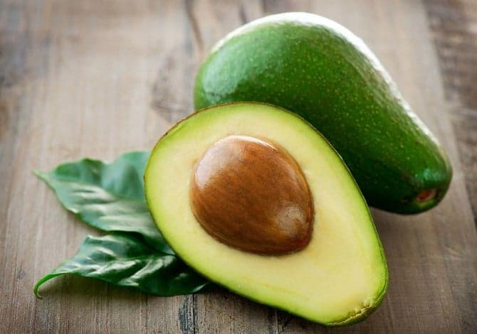 Avacado for blood purification