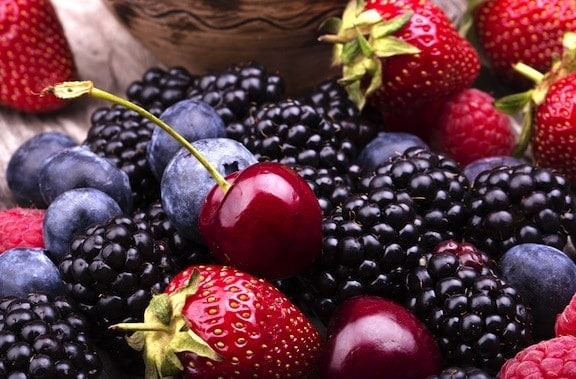 Berries to treat Kidney Stone