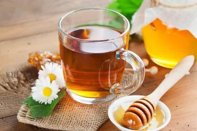 Black Pepper & Honey Tea