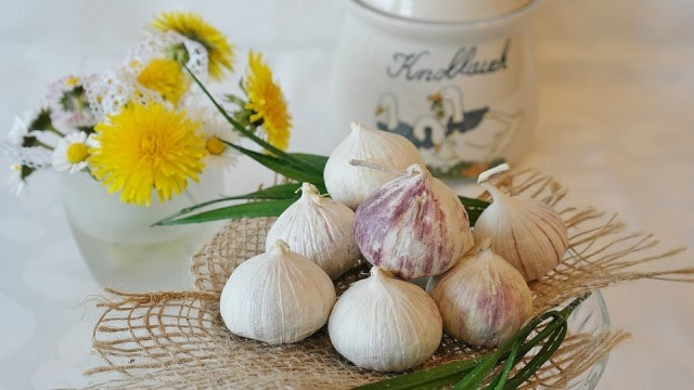 Garlic For Runny Nose
