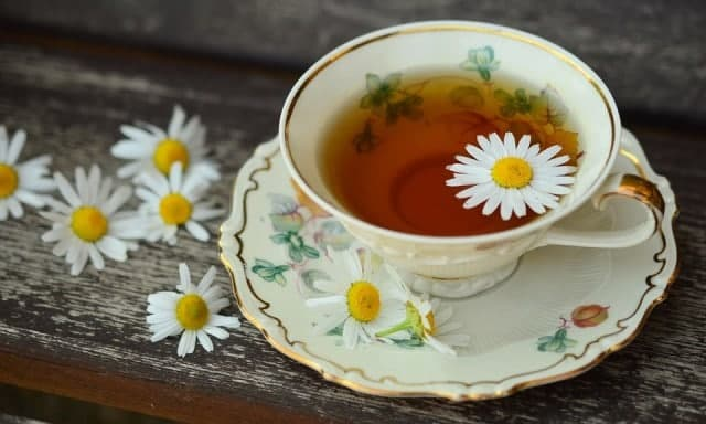 Herbal Tea to cure chills without fever