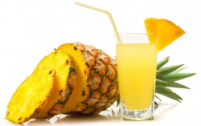 Pineapple juice with potato juice to treat Kidney Stone
