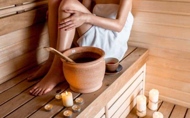 Sauna or Steam Bath Get Over Anxiety