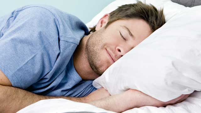 Sleep to get rid of chills without fever