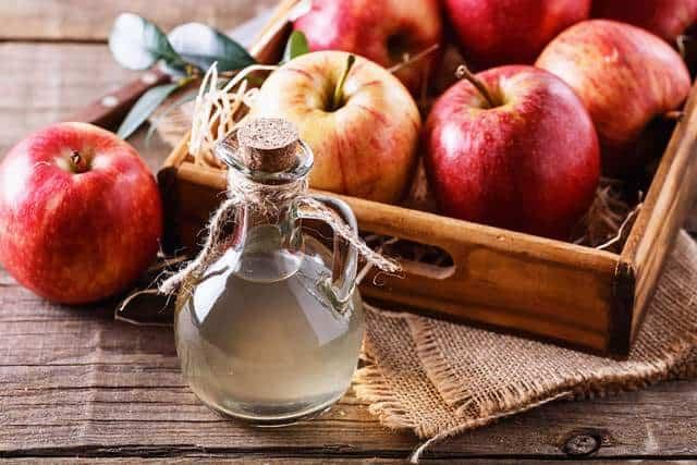 Apple cider vinegar for cold