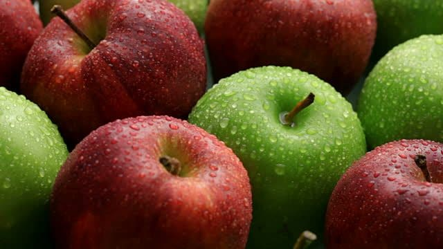 Apples for teeth