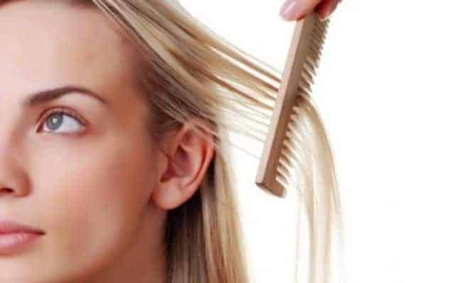 Bamboo tea for hair growth