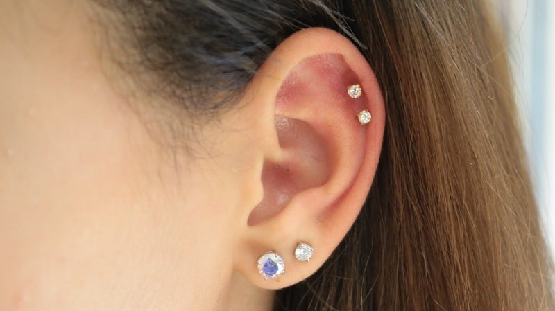 Cartilage Piercing Infection Causes Symptoms How To Get Of It
