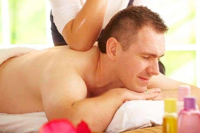 Body Massage essential oil