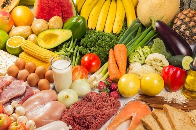 Fruits and vegetables for thicker thighs