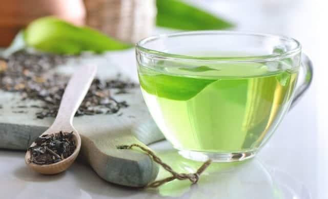 Green tea for TB