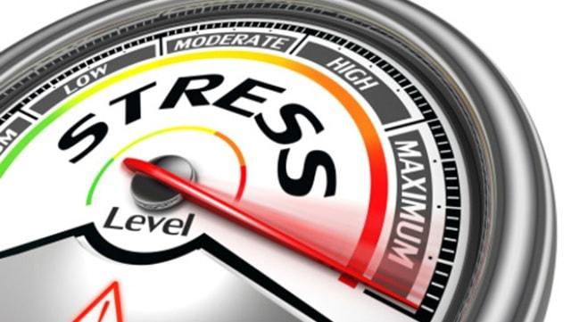 High stress level causes irregular periods