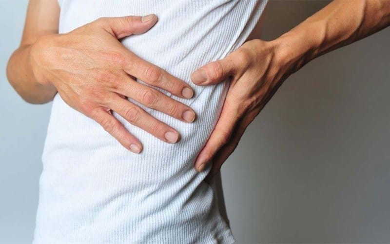 A fractured rib is a medical emergency and must be immediately diagnosed and treated