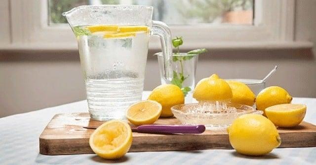 Lemon for TB