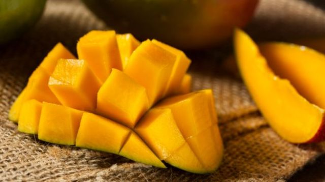 Mangoes for weight gain