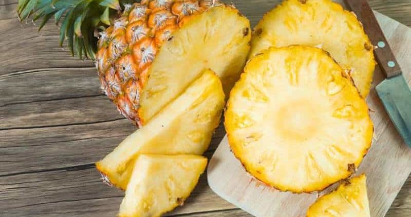 Pineapple Allergy : Causes,Symptoms & Home Remedies