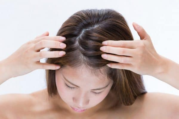 Prevent itchy scalp