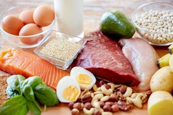 Protein Rich Food For Thicker Thighs