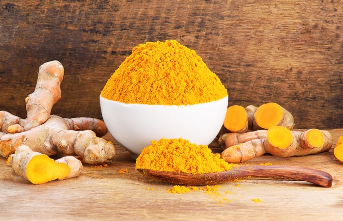 Turmeric for chlamydia