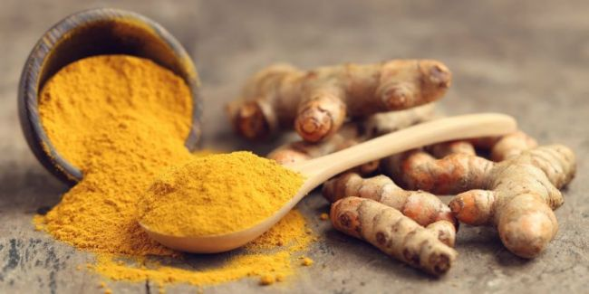 Turmeric of pineapple allergy