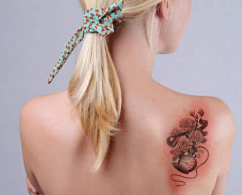 Why tattoo cause infections