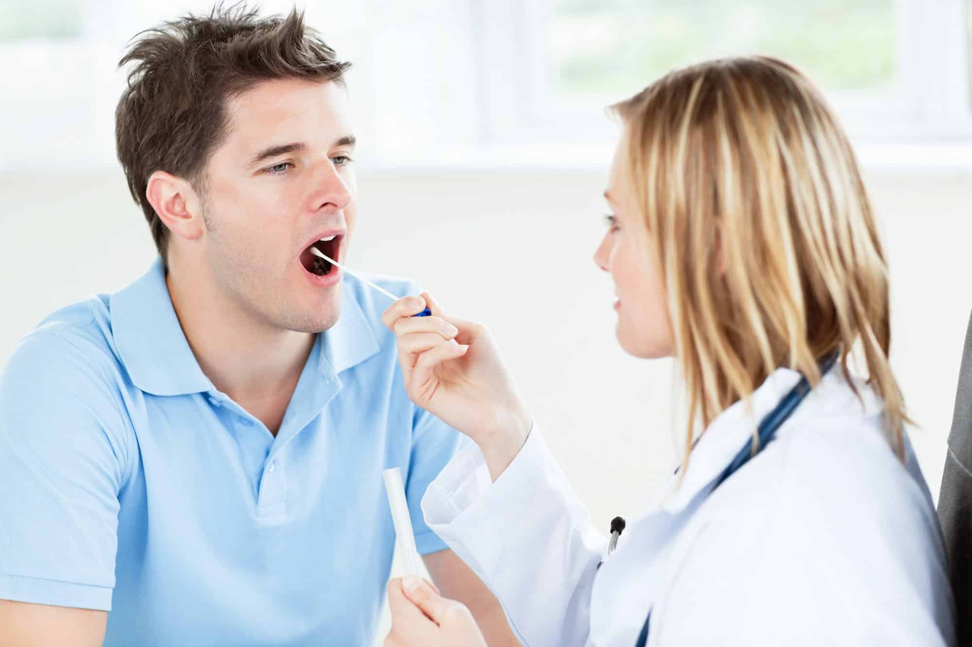 Causes of excessive saliva in the mouth