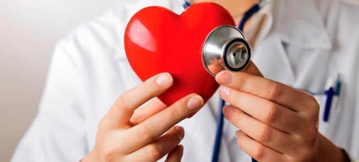 Keeps the heart healthy