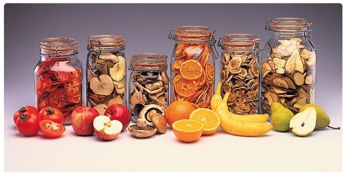 How to dry fruits