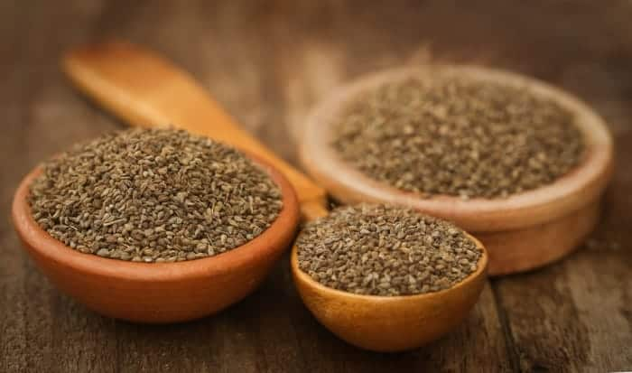 Carom seeds for indigestion