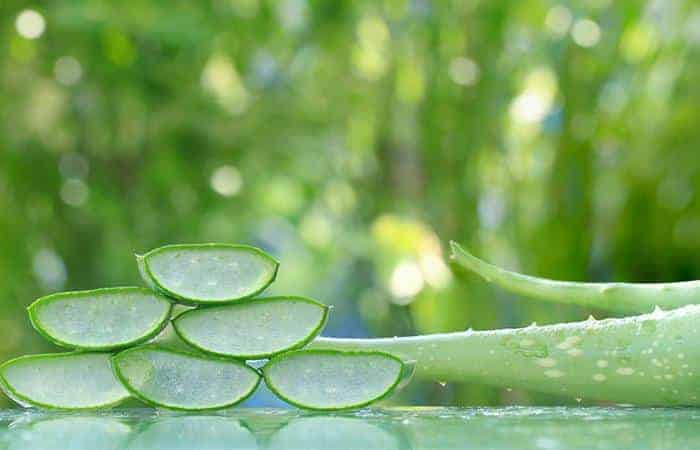 DIY Face Mask For Glowing Skin In Summer Using Aloe Vera Gel