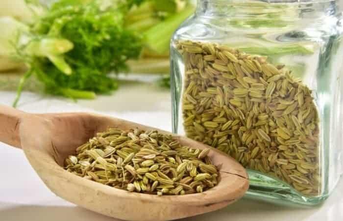 Fennel seeds for indigestion