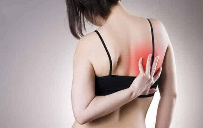 Symptoms Of Shoulder Blade Pain