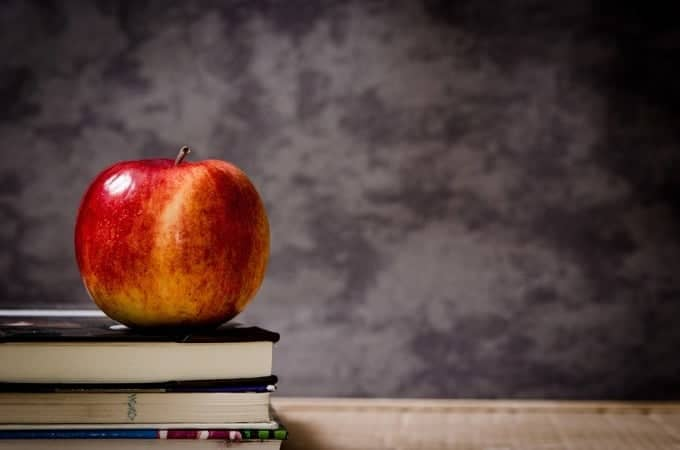 Apple as a home remedy for amnesia