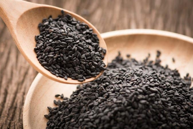 Black caraway seed to heal bone fracture