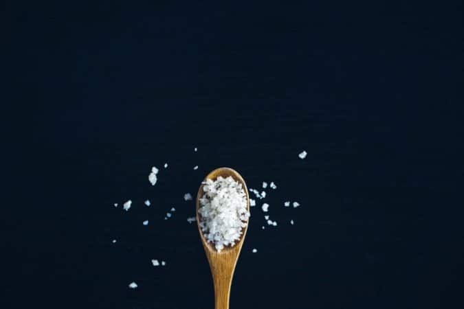 Epsom salt to treat Morgellan's Disease