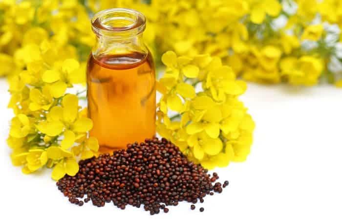 Mustard powder to get rid of Morgellon's disease