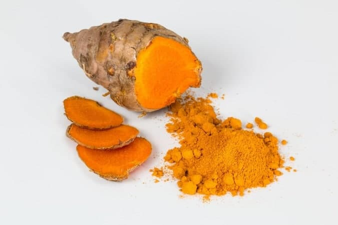 Turmeric to treat achilles tendonitis pain