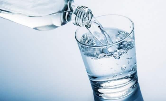 drink lots of water for harmane detox