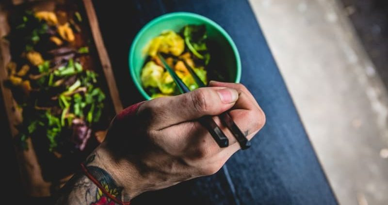 How Your Food Habits Affect Your Gunas (Mental Constituents)?