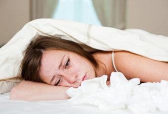 Night Sweats Among Women Below 40